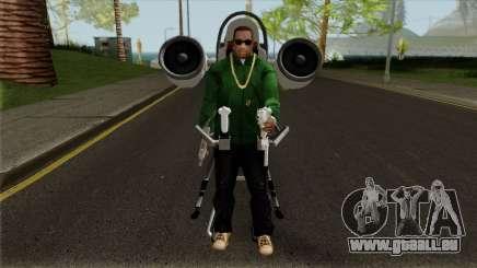 GTA V Mammoth Thruster pour GTA San Andreas