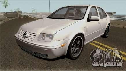 Volkswagen Bora VR6 pour GTA San Andreas