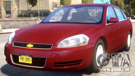 2006 Chevrolet Impala LS pour GTA 4