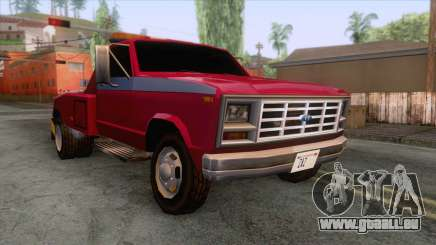 New Towtruck Vechile pour GTA San Andreas