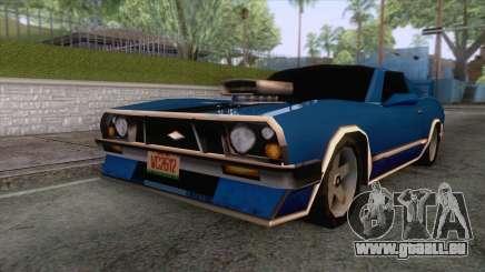 Polaris GT für GTA San Andreas
