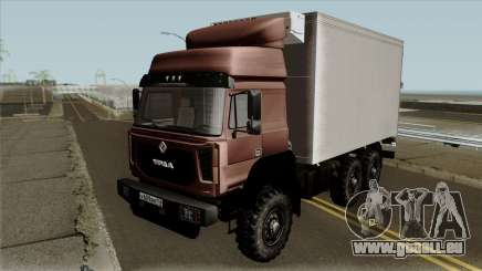 Oural-M Thermobody pour GTA San Andreas
