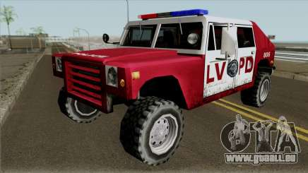 Patriot LVPD pour GTA San Andreas