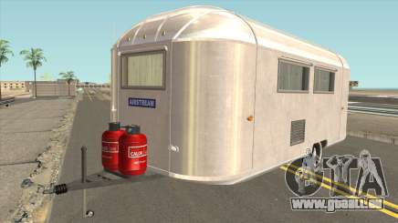 Vintage 24 Airstream 1954 für GTA San Andreas