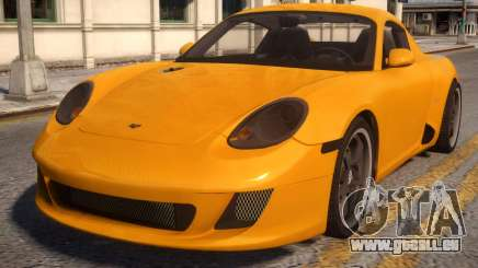 Ruf RK Coupe für GTA 4