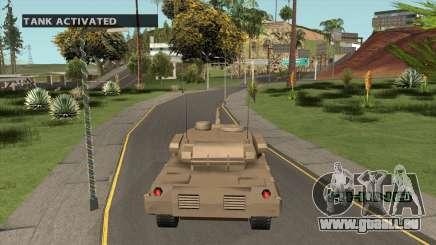 Frayer Réservoir pour GTA San Andreas