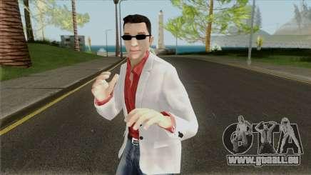 Wuzi White Version pour GTA San Andreas