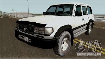 Toyota Land Cruiser 80 1995 pour GTA San Andreas