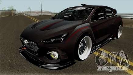 Hyundai RN30 2018 pour GTA San Andreas