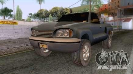 Bobcat HD pour GTA San Andreas