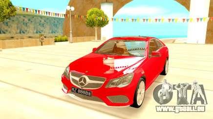 Mercedes-Benz E500 2016 pour GTA San Andreas