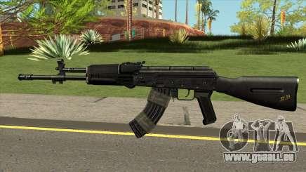 AK-XX Black pour GTA San Andreas