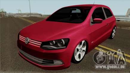 Volkswagen Gol Trend pour GTA San Andreas