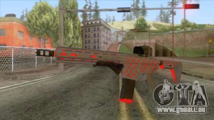 New M4 Assault Rifle pour GTA San Andreas