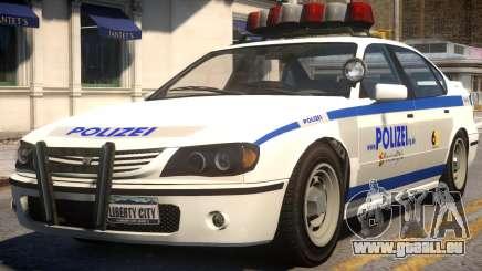 Rhineland Palatinate Police pour GTA 4
