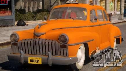 Desoto Suburban Taxi für GTA 4