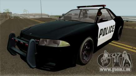 Ford Crown Victoria Police Interceptor pour GTA San Andreas