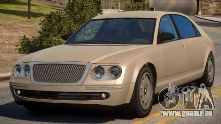 Cognoscenti to Bentley Continental GT für GTA 4