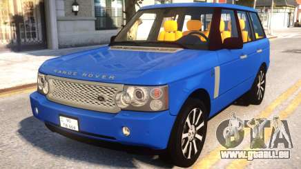 Range Rover 2009 pour GTA 4