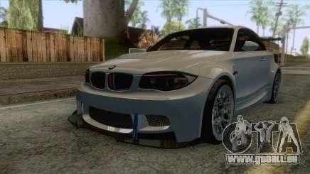 BMW 1 Series M 2011 pour GTA San Andreas