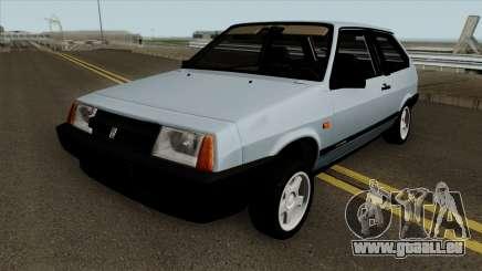 VAZ 2108 Brachypterous pour GTA San Andreas