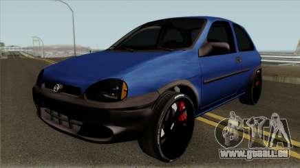 Chevrolet Corsa 1.6 pour GTA San Andreas