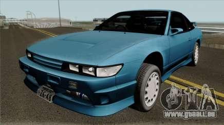 Nissan Sil80 für GTA San Andreas
