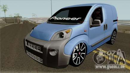Fiat Qubo für GTA San Andreas