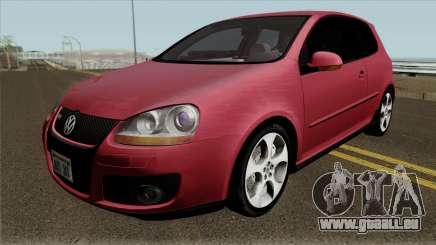 Volkswagen Golf Mk5 GTI für GTA San Andreas