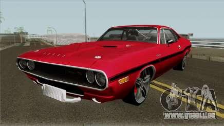 Dodge Challenger RT 1970 pour GTA San Andreas