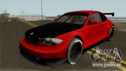 BMW 135i Coupe DTM für GTA San Andreas