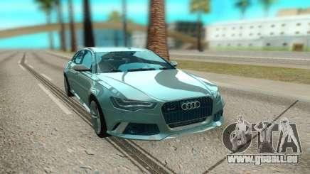 Audi RS6 Avant pour GTA San Andreas