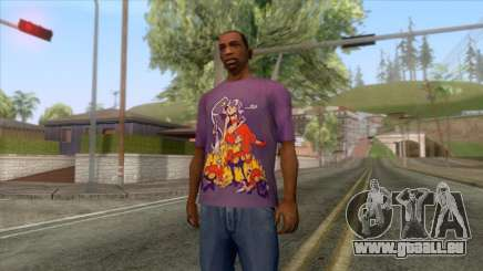 New T-Shirt 1 pour GTA San Andreas