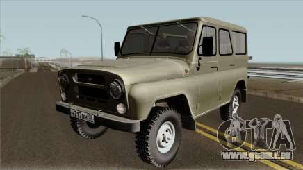 UAZ-31512 Stoke für GTA San Andreas