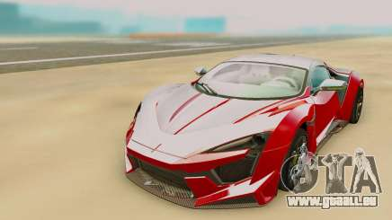 W Motors Fenyr SuperSport pour GTA San Andreas