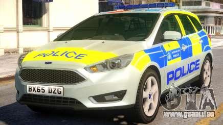 Police Ford Focus Estate pour GTA 4