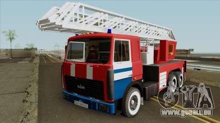 MAZ 650136 AL-50 de la République du Bélarus pour GTA San Andreas