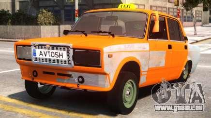 VAZ 2107 Avtosh Style für GTA 4