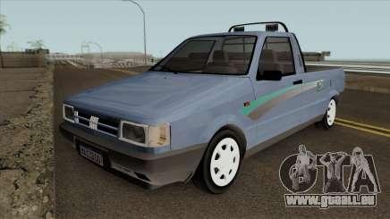 Fiat Fiorino LX für GTA San Andreas