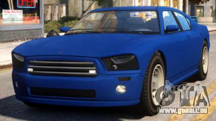 Civilian Vehicles Buffalo für GTA 4