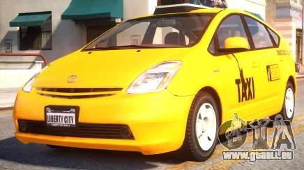 Toyota Prius II Liberty City Taxi für GTA 4