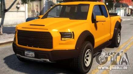 Vapid E109 Extended Cab für GTA 4