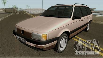 Volkswagen Passat B3 Variant 1.6 pour GTA San Andreas