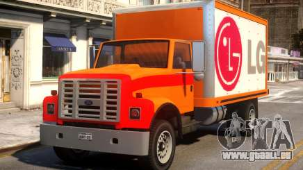 GTA IV LKW Mod Yankee pour GTA 4