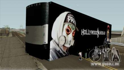 Remolque Hollywood Undead pour GTA San Andreas