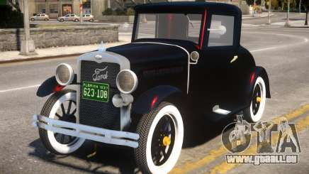 Ford Coupe 1927 V2 pour GTA 4
