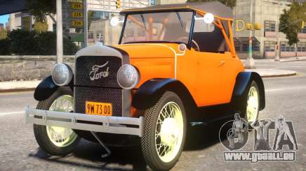 Ford Roadster 1927 pour GTA 4