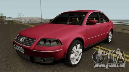 Volkswagen Passat B5+ W8 für GTA San Andreas
