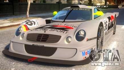 Mercedes-Benz CLK pour GTA 4