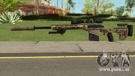 Remington MSR für GTA San Andreas